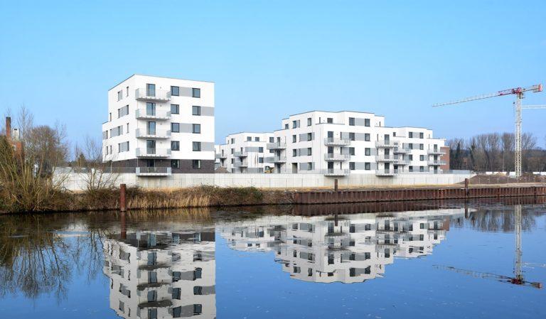 Elbterrassen Geesthacht, Foto: Feldhaus