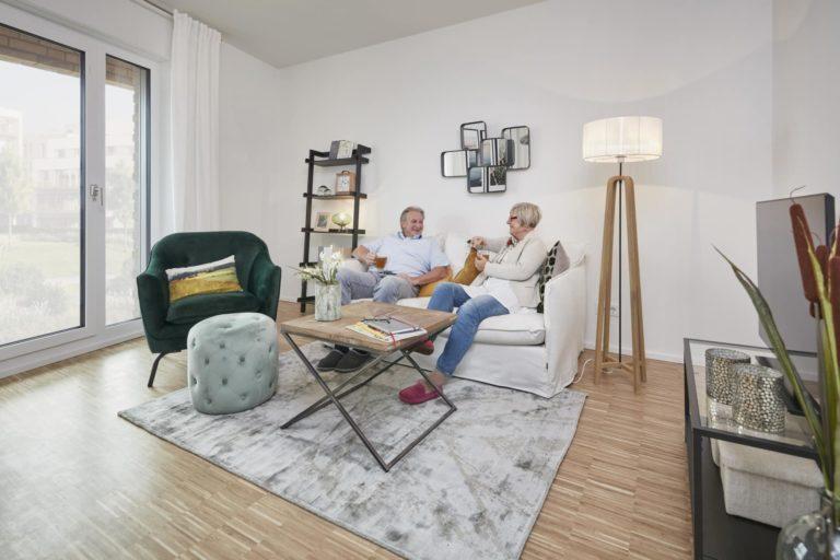 Wohnen am Schilfpark, ein Wentzel Dr. Neubauprojekt