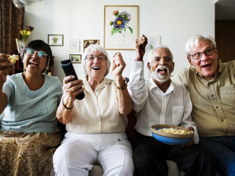 Wohnen im Alter - Umzug: Wo soll ich wohnen - Wentzel Dr. Immobilien seit 1820
