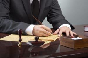 Was macht der Notar - Wentzel Dr. Immobilien seit 1820