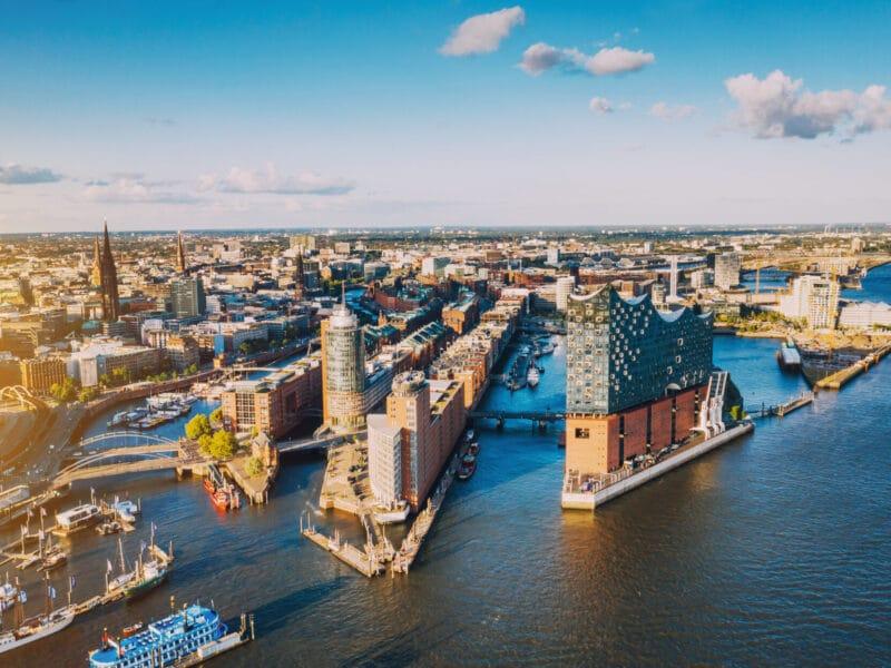 Hamburg schlägt München in Sachen Wohnqualität
