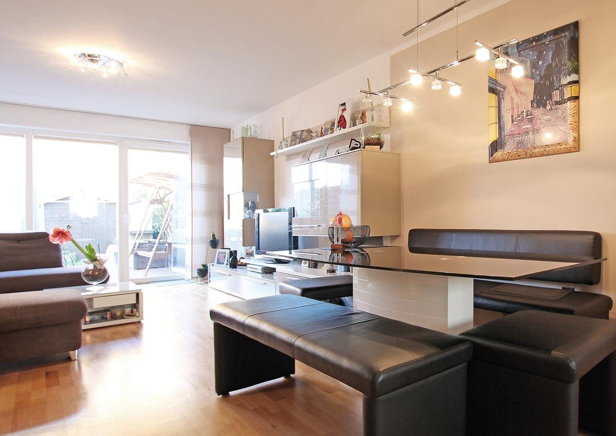 Angebotspreis: 449.000,- € • Wohnfläche ca. 115 m²