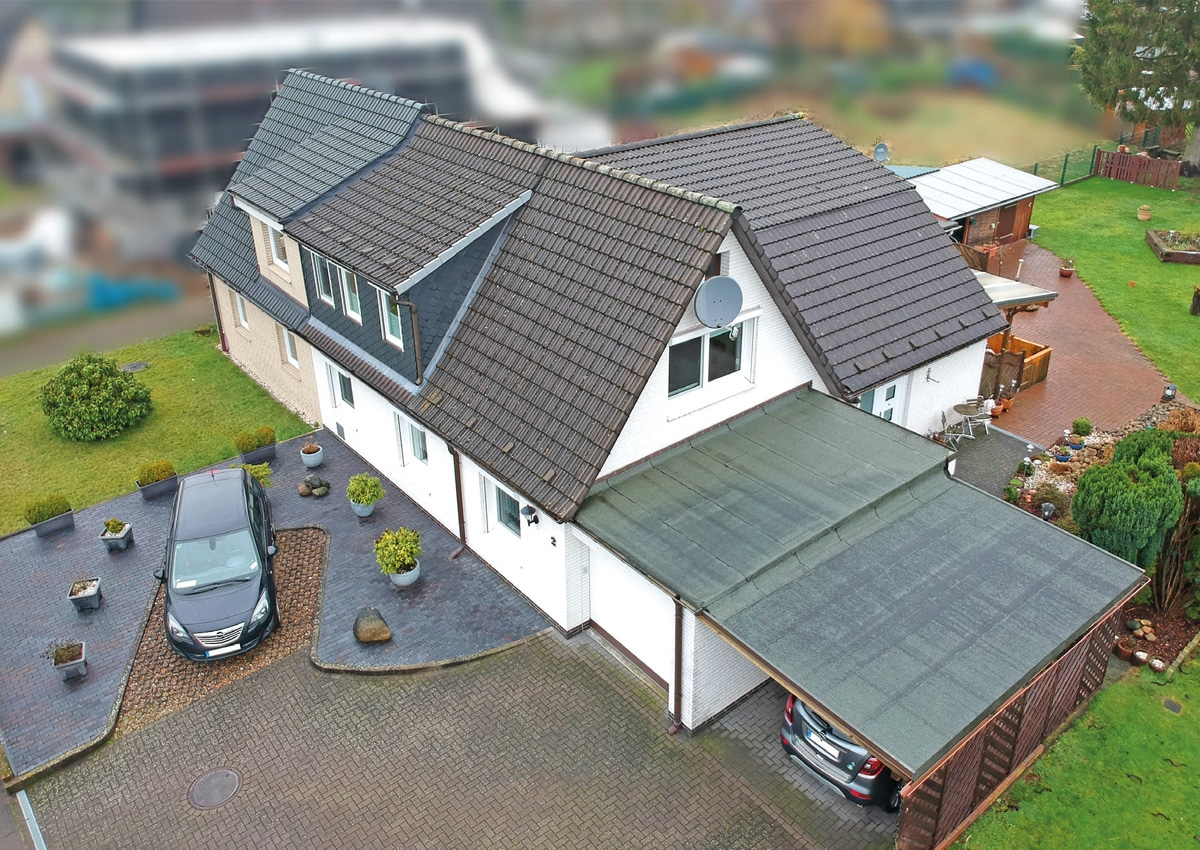 Angebotspreis: 488.000,- € • Wohnfläche ca. 140 m²