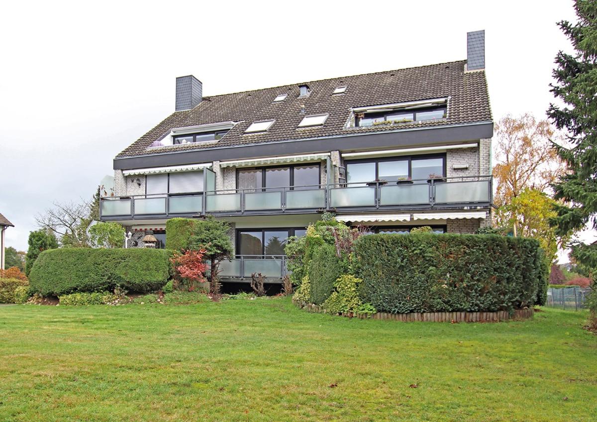 Angebotspreis: 106.000,- € • Wohnfläche ca. 38 m²
