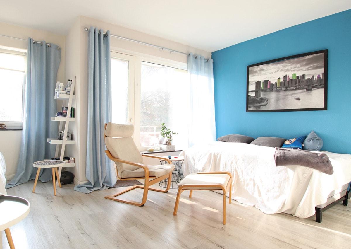 Angebotspreis: 124.000,- € • Wohnfläche ca. 57 m²