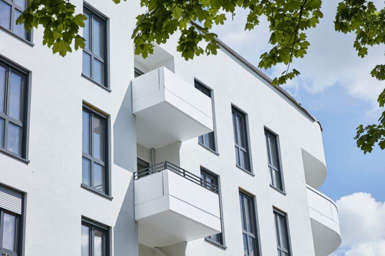 Beethovenstraße Hilden: Die Hälfte der Wohnungen ist vergeben