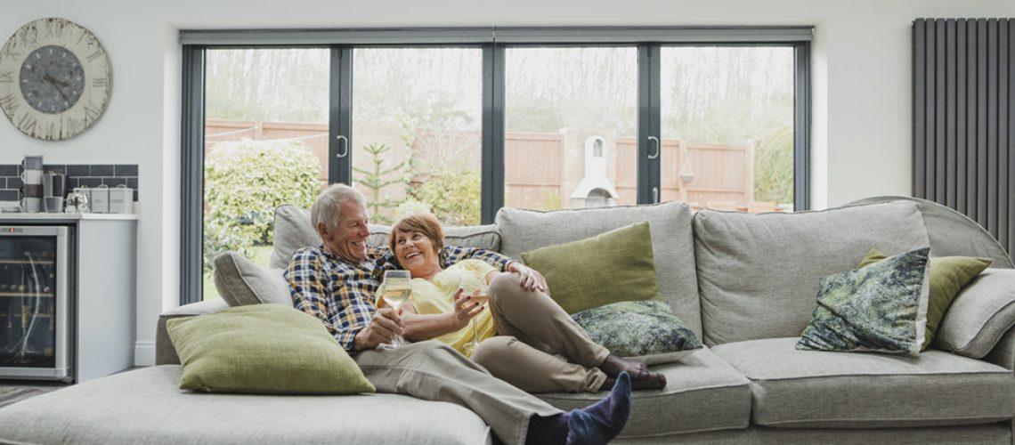 Wohnen im Alter, in der Immobilie bleiben - Wentzel Dr. Immobilie seit 1820