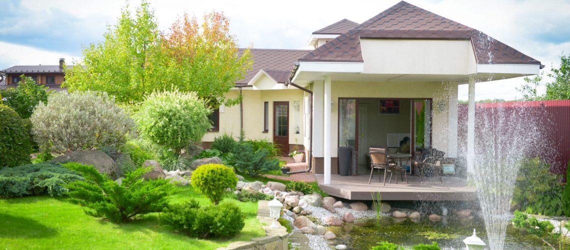 Haus mit Garten – Wentzel Dr. Immobilien seit 1820