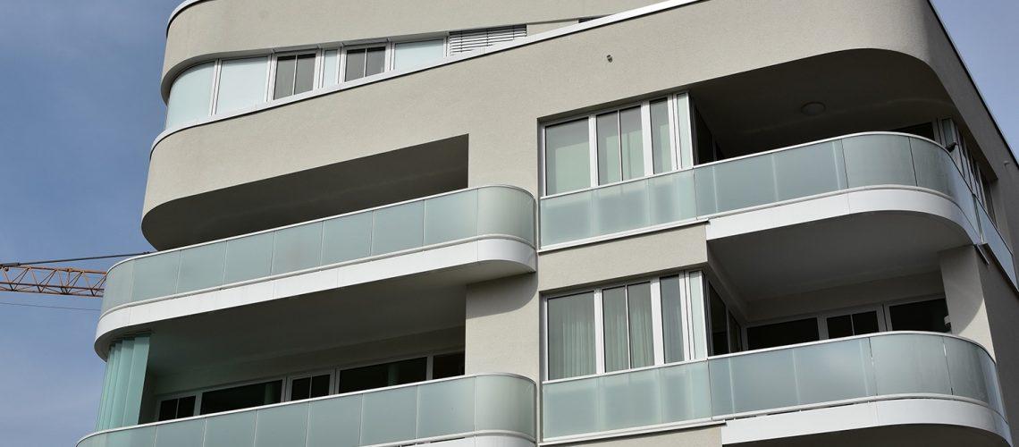 Die Zahl der fertiggestellten Wohnungen geht 2016 zurück. Bild: Friedhelm Feldhaus