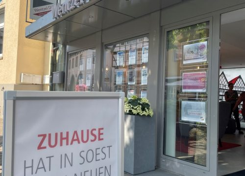 Soest Immobilienmakler Wentzel Dr - Aussenansicht
