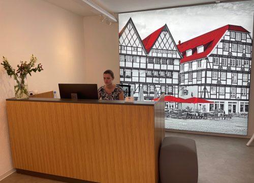 Soest Immobilienmakler Wentzel Dr - Innenansicht Mitarbeiter