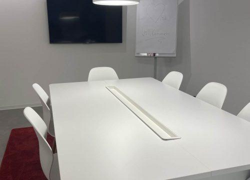 Soest Immobilienmakler Wentzel Dr - Innenansicht Besprechungsraum 2