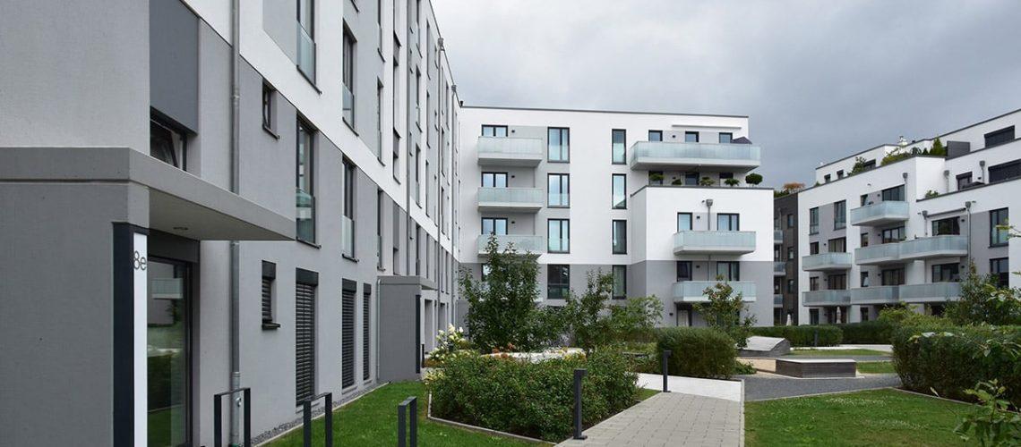 Ab sofort werden Zuschüsse für Sozialwohnungen mit mindestens 20 Jahren Bindungsfrist gewährt.
