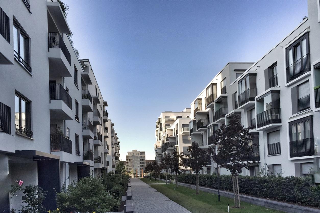 Mehr als 11.000 Wohnungen in Hamburg fertiggestellt