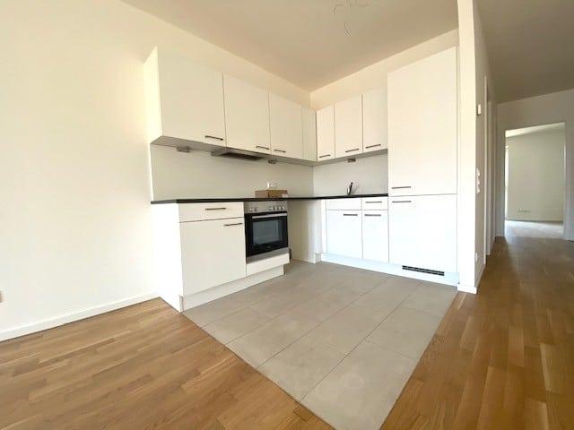 Anklicken, Besichtigen, Anmieten! Schicke Wohnung für eine kleine Familie! - offene Einbauküche