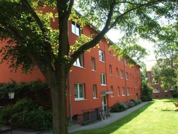 Moderne und zentral gelegene Erdgeschosswohnung mit Terrasse, 22177 Hamburg, Erdgeschosswohnung