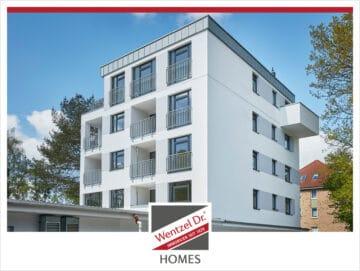 Einziehen und wohlfühlen: Barrierearme 2-Zimmerwohnung ideal für Jung und Alt!, 22880 Wedel, Penthousewohnung