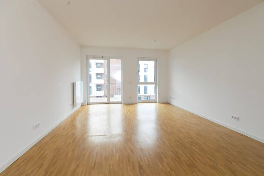 Schicke 2 Zimmer Wohnung im Hanseviertel - Wohnzimmer