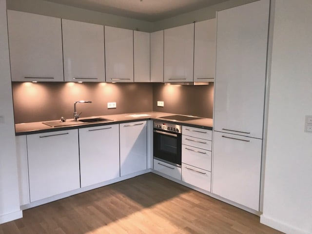 Modernes und stilvolles Wohnen - Beispielbild Küche