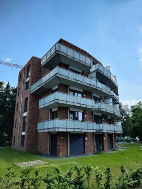 Lichtdurchflutete 1 Zimmerwohnung in Hamburg-Jenfeld, 22045 Hamburg, Etagenwohnung