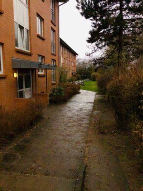 Erdgeschoss in netter Wohnanlage, Neubertbogen 6<br>22045 Hamburg<br>Erdgeschosswohnung