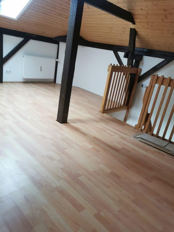 Ideale Singlewohnung auf 2 Etagen - Schlafzimmer