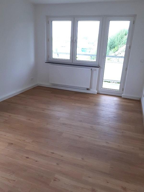 Erstbezug nach Modernisierung - Zum Einzug bereit - Wohnzimmer