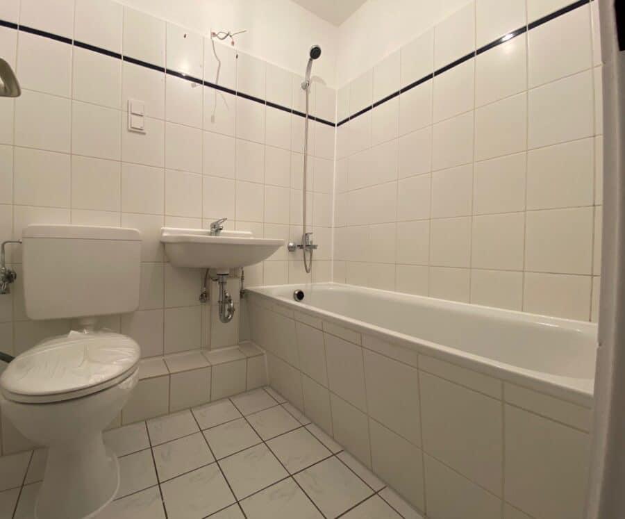 Moderne 2,5 Zimmerwohnung in zentraler Lage! - Musterbild Badezimmer
