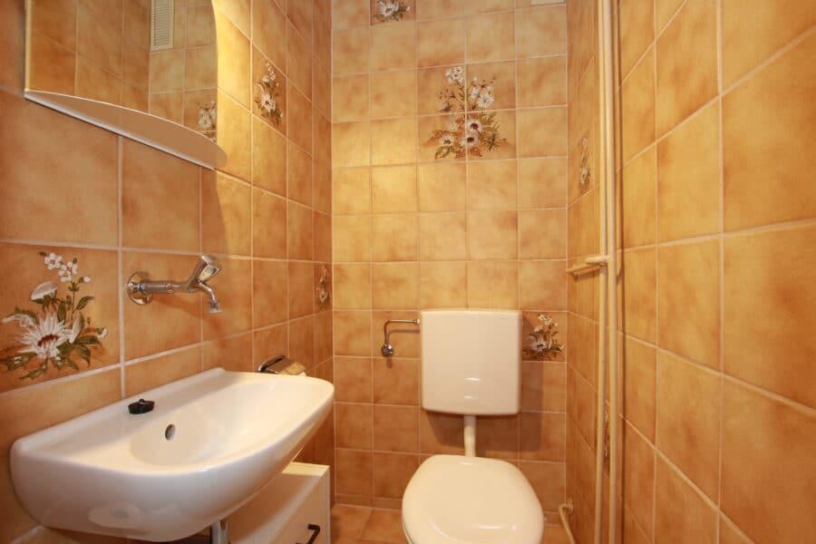 Ihr neues Zuhause in Tostedt! - Toilette