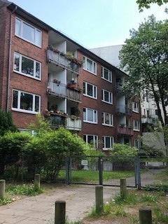TOP Lage in Altona, Langenfelder Straße 18<br>22769 Hamburg<br>Etagenwohnung