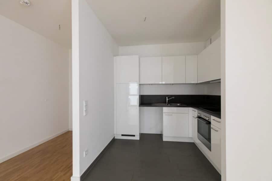 Schicke 2 Zimmer Wohnung im Hanseviertel - Einbauküche