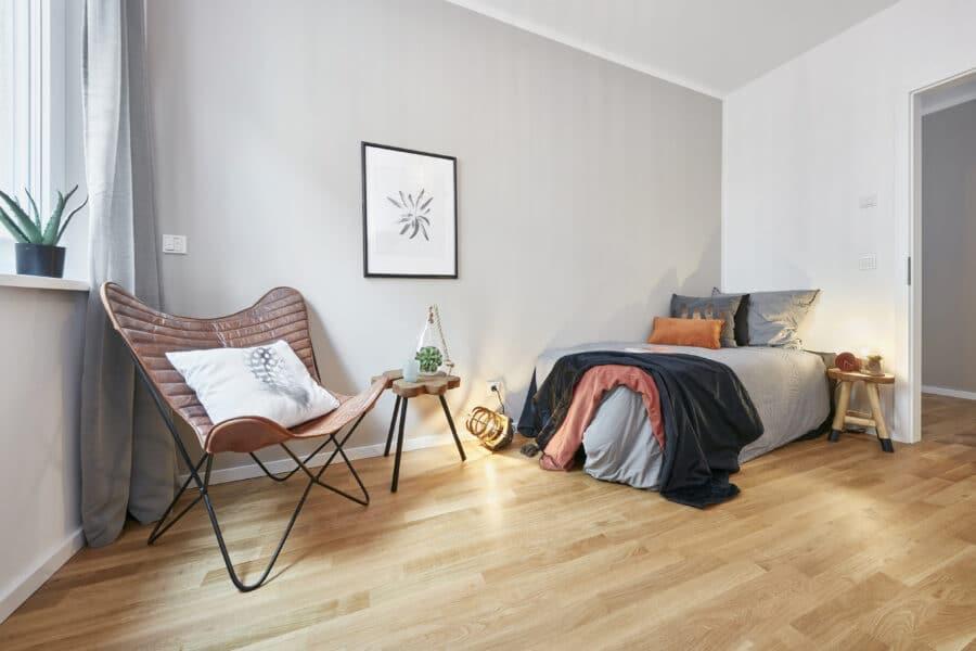 Vertriebsstart STRIETZ - Moderne 3-Zimmer-Wohnung in Stötteritz! - Arbeitszimmer