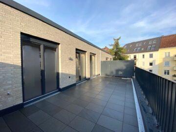 ERSTBEZUG! Einzigartiges Wohnen mit Loftcharakter, Schenkendorfstraße 28b<br>22085 Hamburg<br>Dachgeschosswohnung