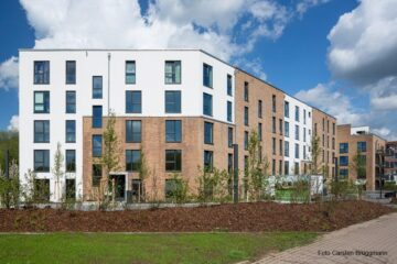 Ideale Wohnung für eine Familie mit Garten!, 22926 Ahrensburg, Erdgeschosswohnung