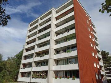 Hoch oben Hinaus – wohnen im 6.OG mit Blick ins Grüne, 22844 Norderstedt, Etagenwohnung