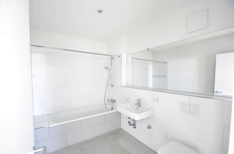 reserviert: Schönes Zuhause für die komplette Familie in ruhiger Lage - Beispielbild Vollbad