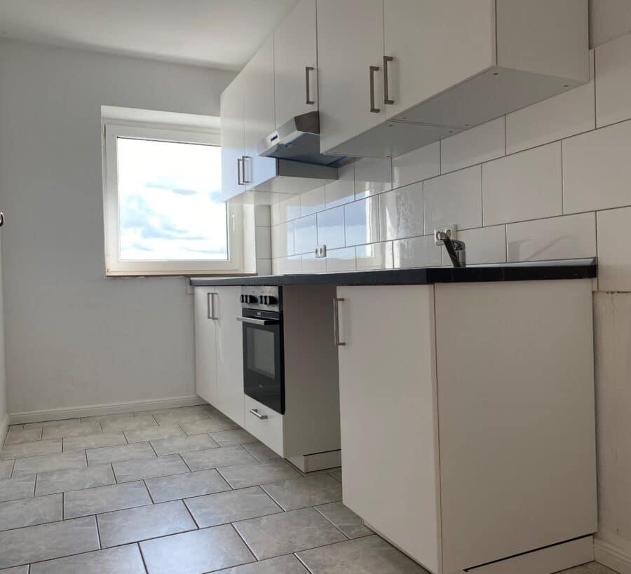 Moderne 2,5 Zimmerwohnung in zentraler Lage! - Musterbild Küche