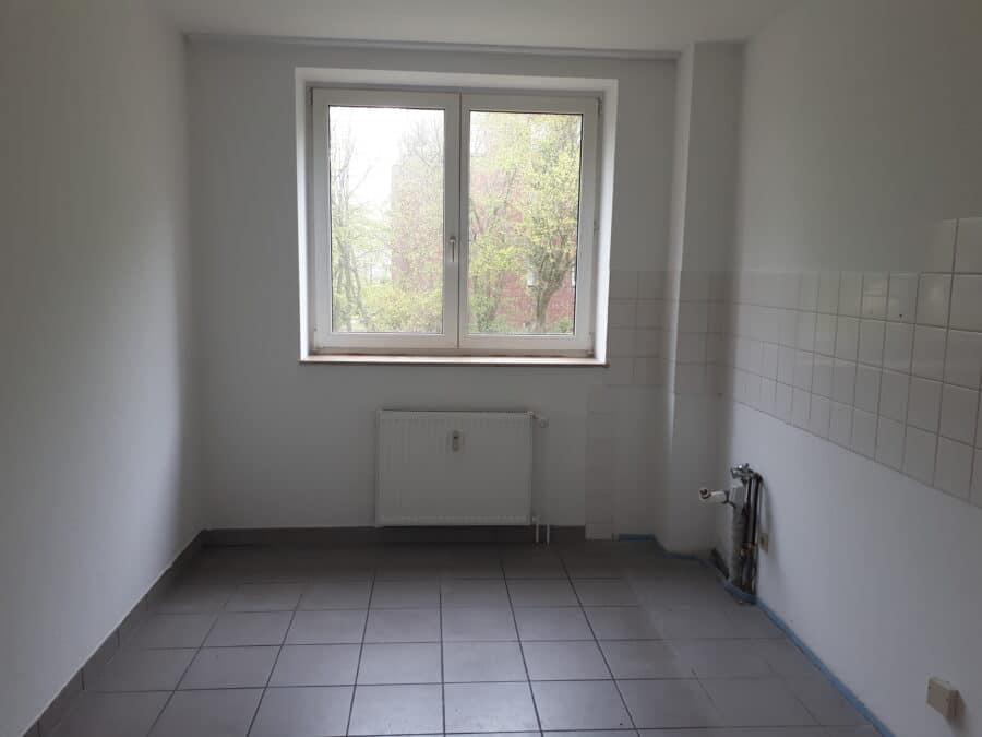 Erdgeschoss in netter Wohnanlage - Küche