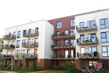 Neubau – Quadratisch – Praktisch – Meins? Eine Besichtigung lohnt sich!, 21337 Lüneburg, Etagenwohnung