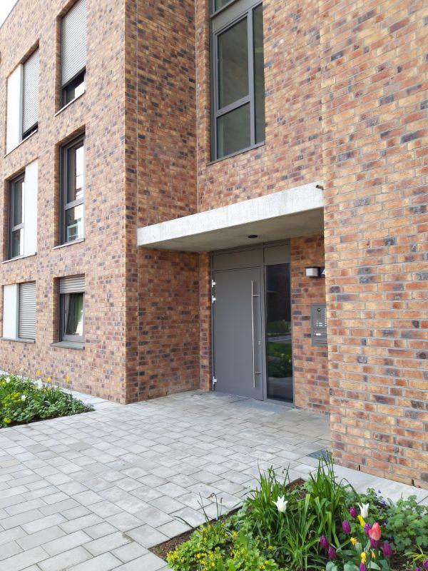 Schöne Neubauwohnung mit allem Komfort - Außenansicht