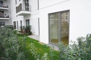 Wohntraum im Charlie-Mills-Quartier mit 2 Terrassen!, Friedrich-Ebert-Damm 241h<br>22159 Hamburg (Wandsbek)<br>Erdgeschosswohnung