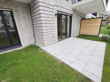 Kompakte 2 Zimmer Wohnung mit Garten!, 22527 Hamburg, Erdgeschosswohnung
