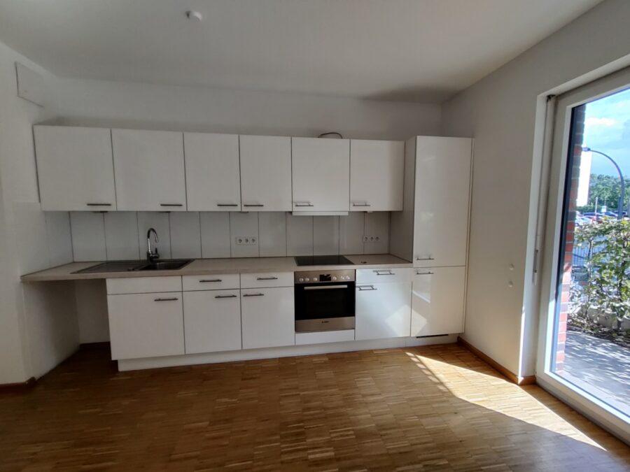 Wohnung mit Süd Terrasse und offener Wohnküche! - Einbauküche