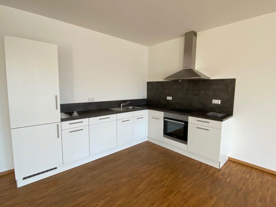 Moderne Wohnung mit offener Wohnküche und idealem Schnitt - Einbauküche