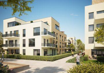 Attraktive Neubauwohnungen im Veilchenweg mit 2 Balkonen, Veilchenweg 28b<br>22529 Hamburg<br>Etagenwohnung