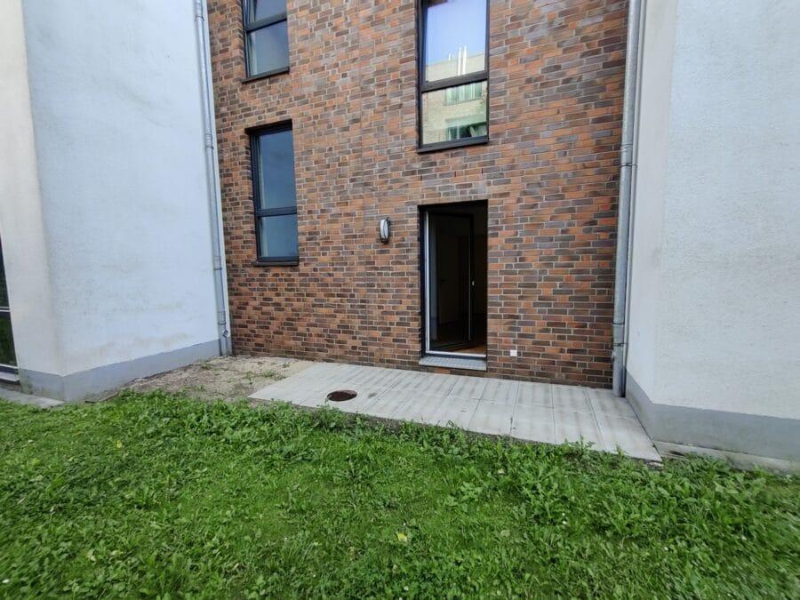 Wohnung mit Süd Terrasse und offener Wohnküche! - Nord/Ost Terrasse