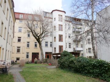 Klein aber fein- Gemütliche 1 Zimmer Wohnung, Alaunstraße 96<br>01099 Dresden<br>Etagenwohnung