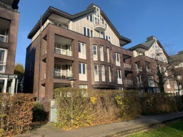 Direkt am Alsterlauf wohnen – Helle moderne 2,5 Zi.-Wohnung, Winterhuder Kai 9b<br>22299 Hamburg<br>Etagenwohnung