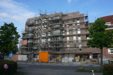 Zentrales Wohnen in Wandsbek! NEUABU! Vertriebsstart!, Schädlerstraße 5-7<br>22041 Hamburg<br>Erdgeschosswohnung