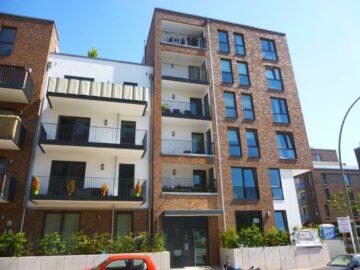Wohnung mit Süd Terrasse und offener Wohnküche!, 22763 Hamburg, Erdgeschosswohnung